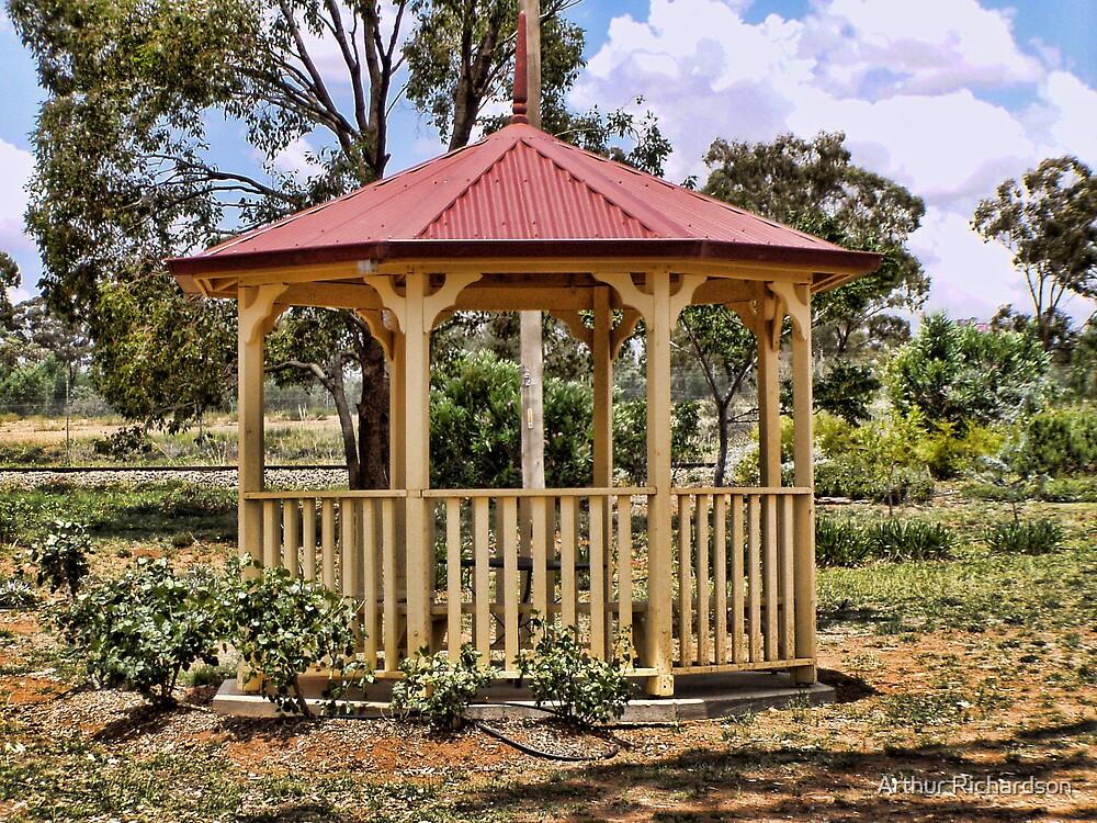 Rotunda, Wethalle, NSW by Arthur Richardson
