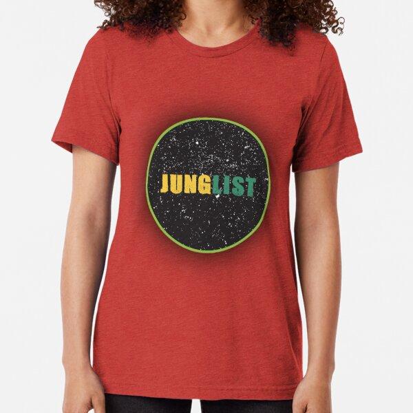 Junglist 128  Tri-blend T-Shirt