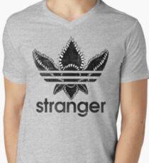 Adidas Stranger Men's V-Neck T-Shirt