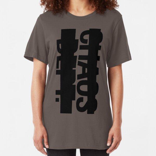 Logo Primo Slim Fit T-Shirt