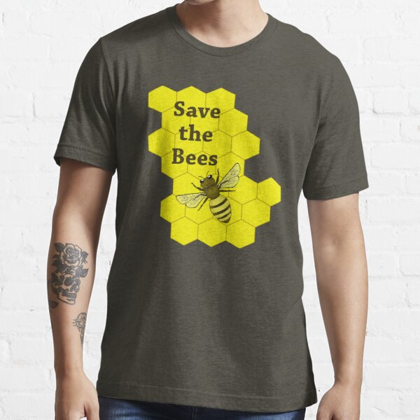 Save the Bees Essential T-Shirt
