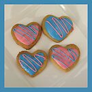 Valentine Cookies by tali