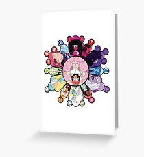 Steven Universe Art Greeting Card