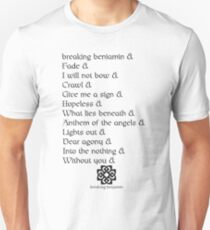 Breaking Benjamin Dear Agony T-Shirt
