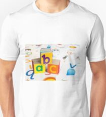Alphabet Blocks T-Shirt