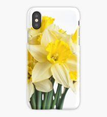Daffodils iPhone Case/Skin