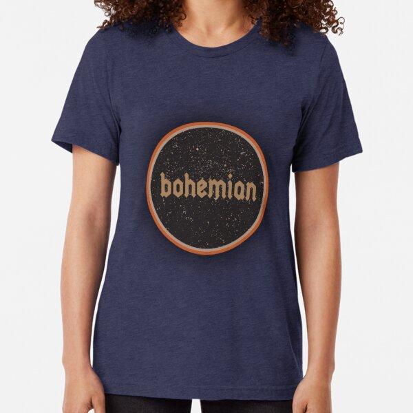 Bohemian Tri-blend T-Shirt