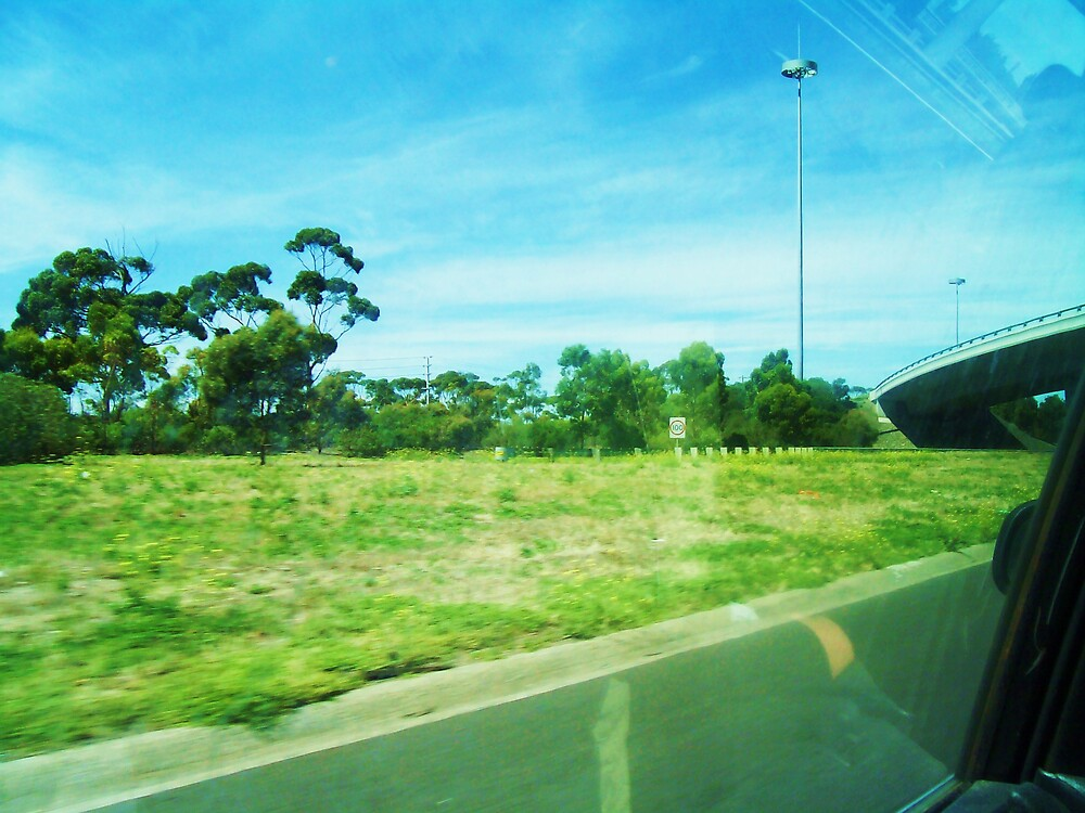 Road Views by monica98