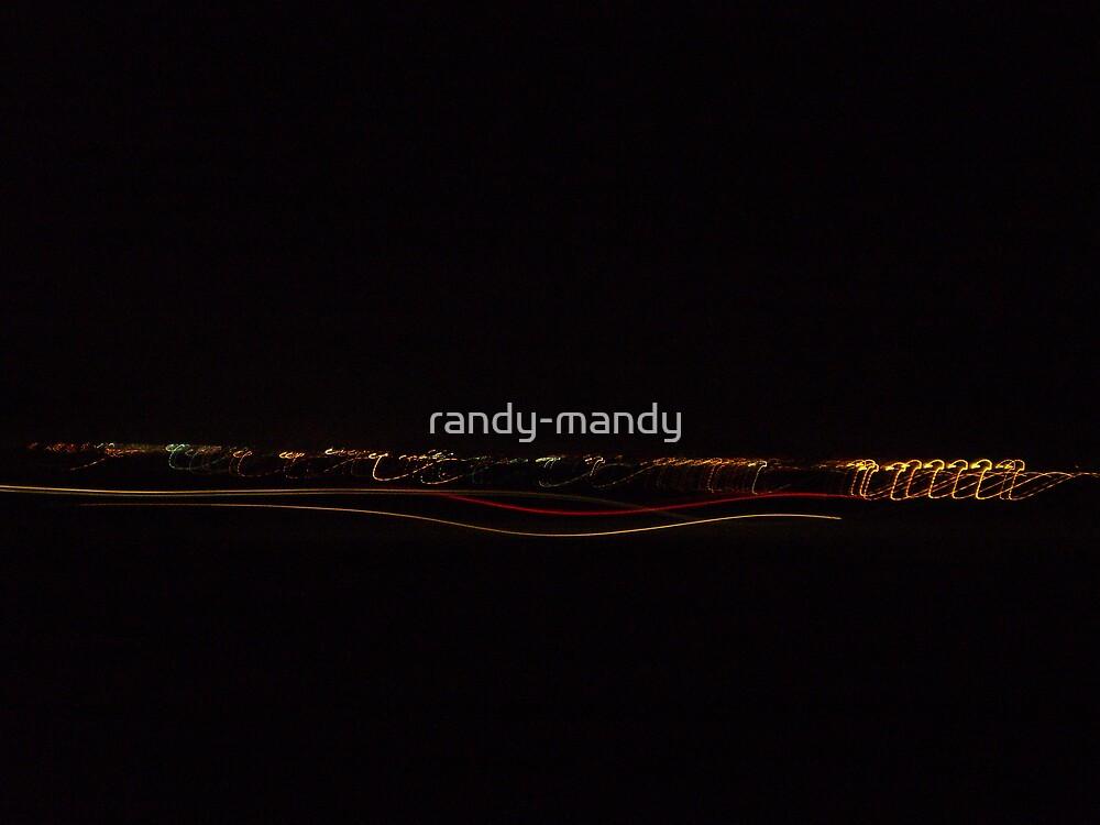 melb skyline by randy-mandy