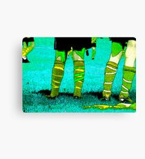 Tape Canvas Print