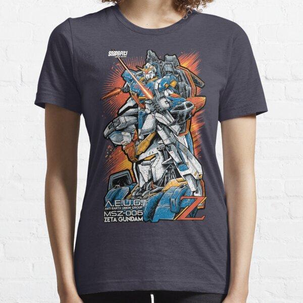 Zeta Gundam Essential T-Shirt