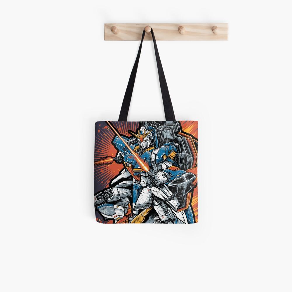 Zeta Gundam Tote Bag