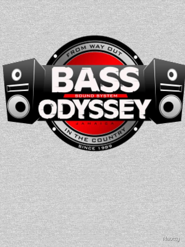 Bass Odyssey Dancehall Reggae Soundsystem aus dem Ausland von Nautty