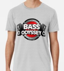 Bass Odyssey Dancehall Reggae Soundsystem aus dem Ausland Männer Premium T-Shirts
