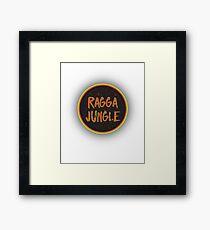 Raggajungle Framed Print