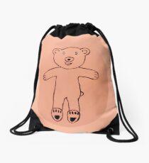 Teddy Bear - Ourson - Martin Boisvert Sac à cordon