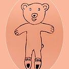 « Teddy Bear - Ourson - Martin Boisvert » par Martin Boisvert