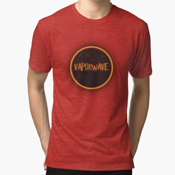 Vaporwave Tri-blend T-Shirt