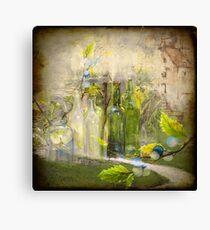 Winery Canvas Print