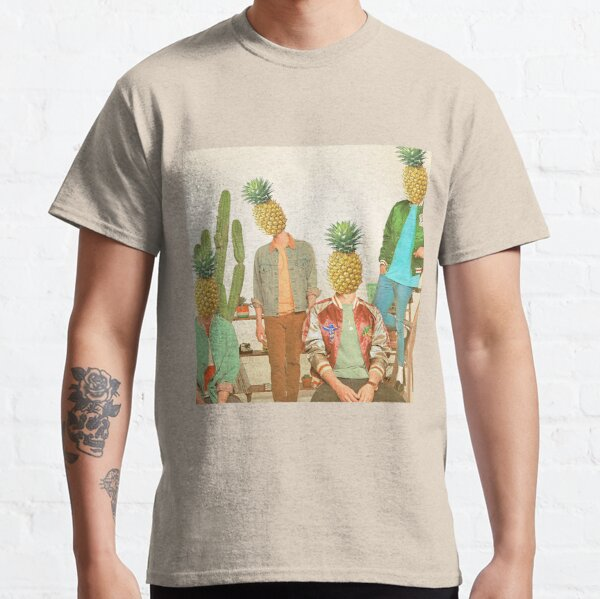 Pineapples Are My Head Classic T-Shirt