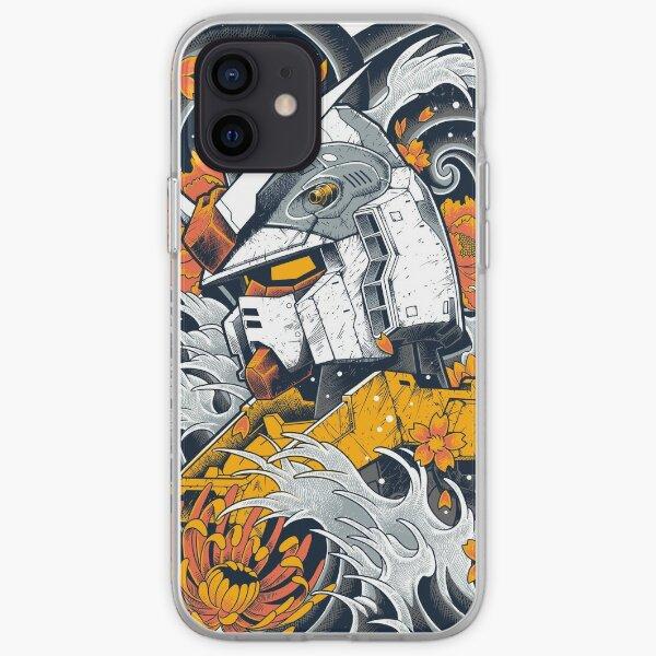 Gundam iPhone Soft Case