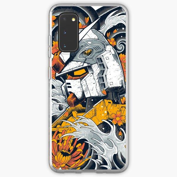 Gundam Coque souple Samsung Galaxy