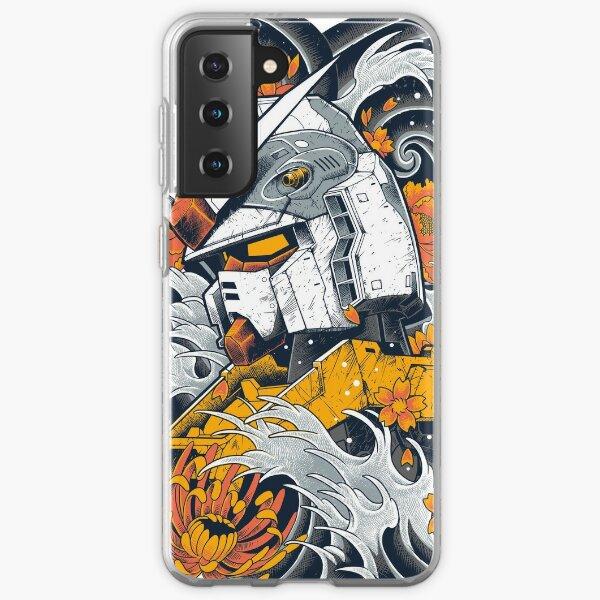 Gundam Samsung Galaxy Soft Case