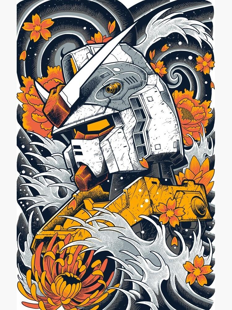 Gundam by Snapnfit