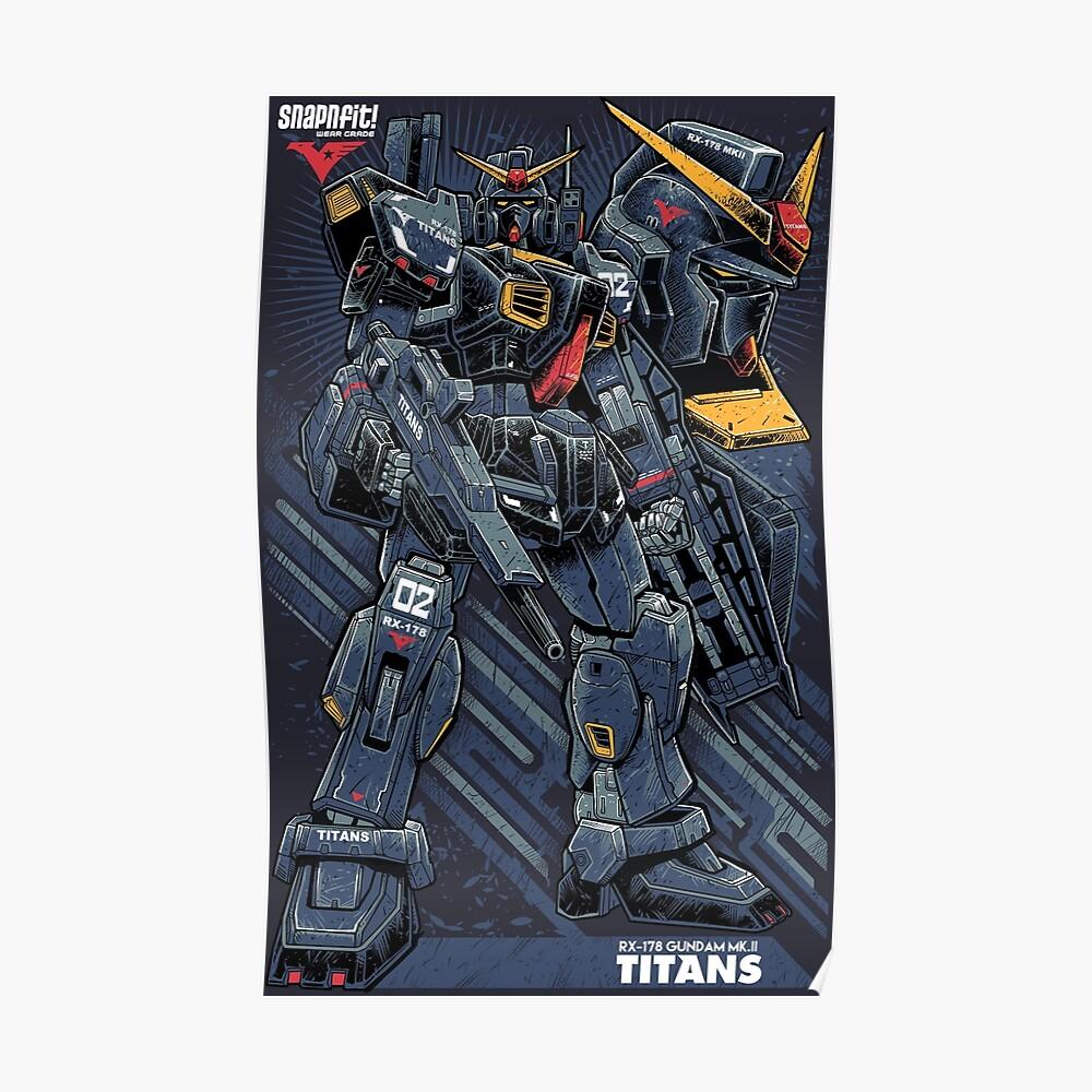 Titanen Poster