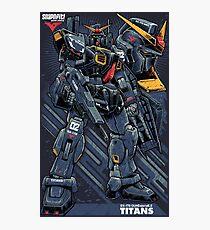 Titans Photographic Print