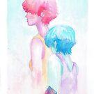 pastel by Kathleen Bergen
