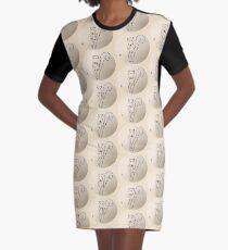 Squirrel - Écureuil - Martin Boisvert Graphic T-Shirt Dress