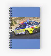 VICPOL State Highway Patrol Spiral Notebook
