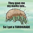 Tardigrade by raymondsbrain