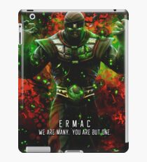 We are many, you are but one. iPad Case/Skin
