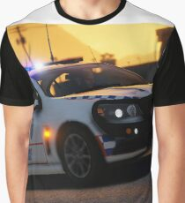 QPS Holden Commodore At Sunset Graphic T-Shirt