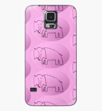 Éléphant - Martin Boisvert Case/Skin for Samsung Galaxy