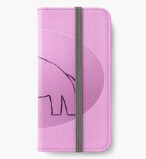 Éléphant - Martin Boisvert iPhone Wallet/Case/Skin