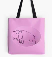Éléphant - Martin Boisvert Tote Bag