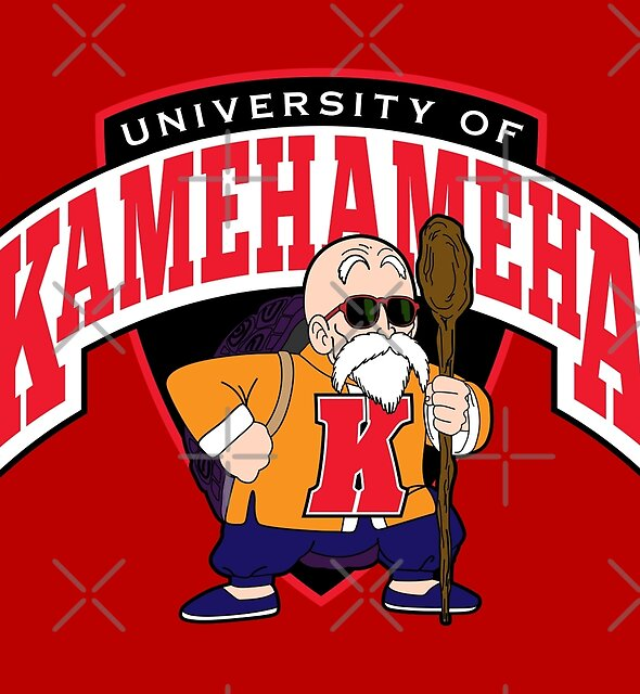 University of Kamehameha by D4N13L