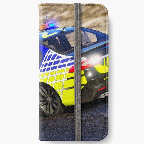VICPOL State Highway Patrol iPhone Wallet