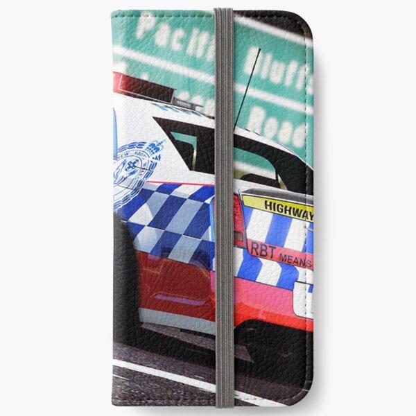 NSW Highway Patrol 300C iPhone Wallet
