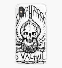 To Valhalla  iPhone Case/Skin