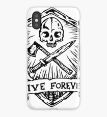 Live Forever iPhone Case/Skin
