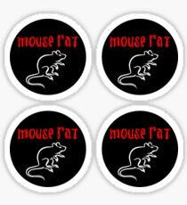 Multiple Mouse Rat Stickers Sticker