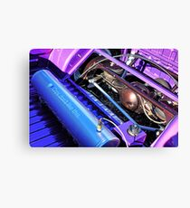 Cops Don't Like This. Canvas Print