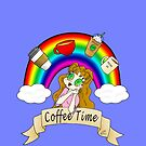 Coffee Time by Beth Alcala
