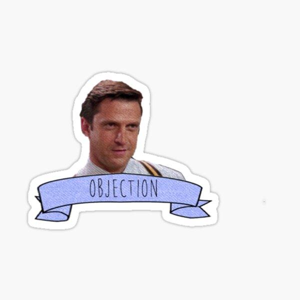 Rafael Barba Sticker Sticker