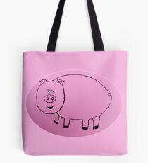 Pig - Cochon - Martin Boisvert Tote Bag
