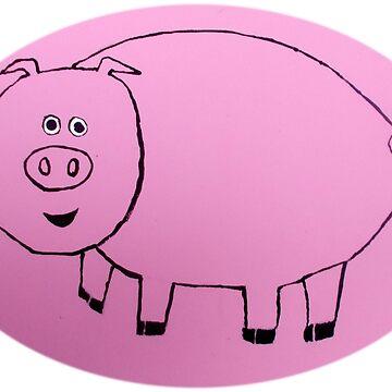 «Pig - Cochon - Martin Boisvert» par martinb1962
